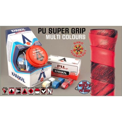 Squash Accessories - Karakal Multi PU Grip Box 24