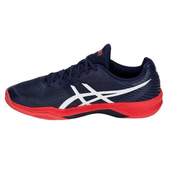 great deals latest design website for discount Asics Volley Elite FF Mens Squash Shoes // Squash.com.au