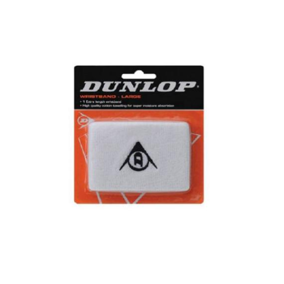 Squash Accessories - Dunlop Wristband Large