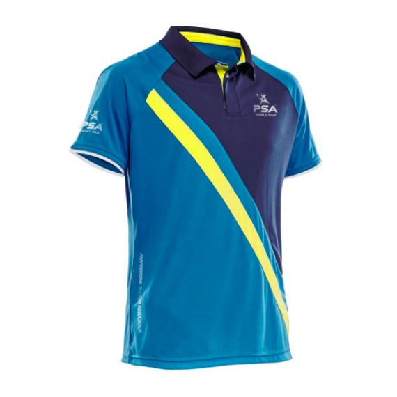 Clothing - Salming PSA Performance Polo 2.0 Mens