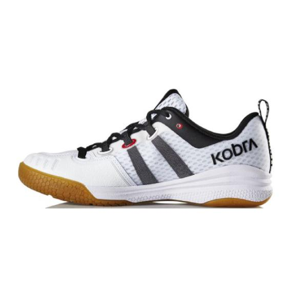 Squash Shoes - Salming Kobra White Womens Squash Shoes