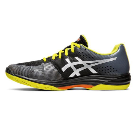 Squash Shoes - Asics Gel Tactic Men Black Silver 2019