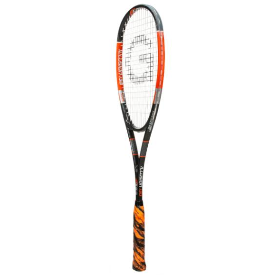 Squash Racquets - Grays Illusion 130 Squash Racquet 2019 Two Pack