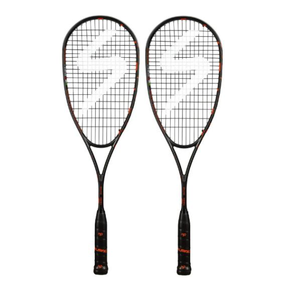 Ractober Sale, Squash Racquets - Salming Fusione Feather buy one get one half price