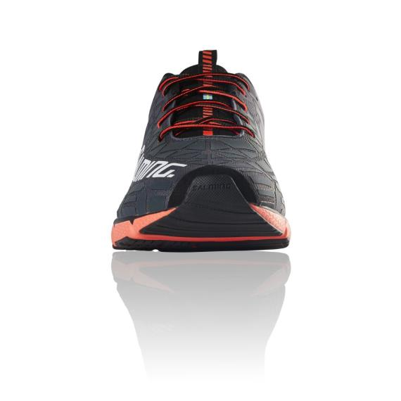 Salming Running - Salming Speed 8 Men Grey/Orange Running Shoe New